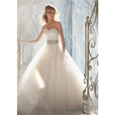 Fairytale ball gown princess detachable cap sleeve wedding for Fairytale ball gown wedding dresses