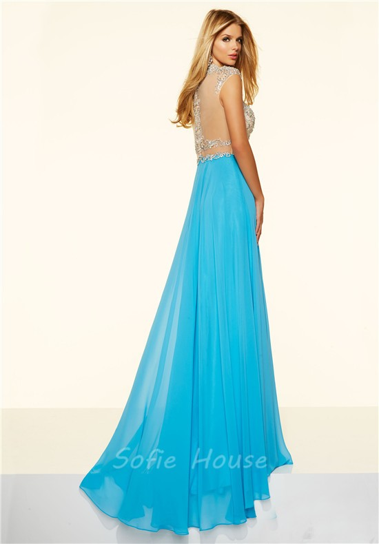 prom dresses with 1 sleeve