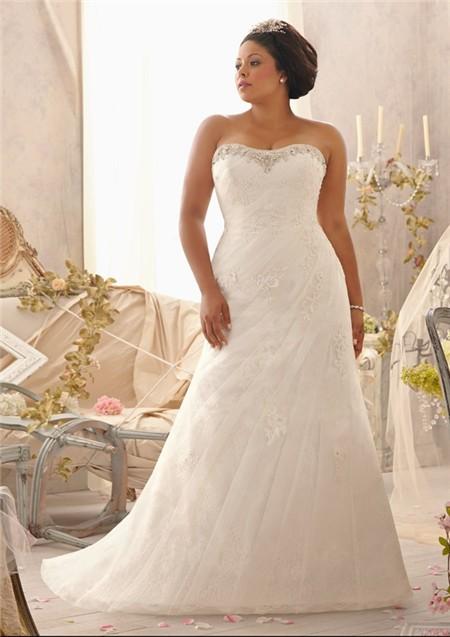 Good Plus Size Corset Wedding Dresses 63 Great Ideas