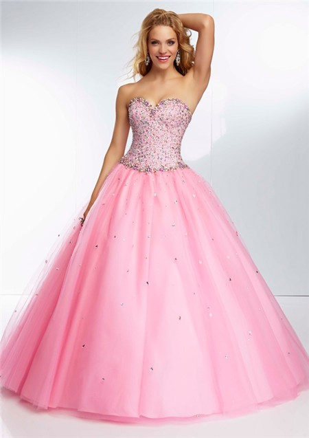 Sweetheart Ball Gown Prom Dress