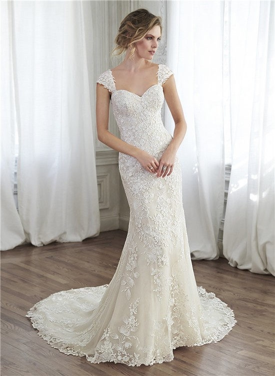 Lace corset wedding dress wedding dresses dressesss for Lace wedding dress with straps