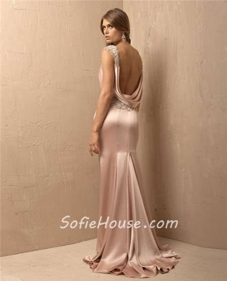 silk formal dresses - Dress Yp