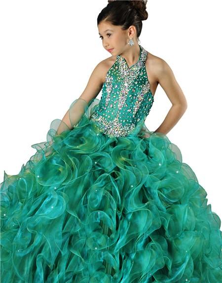 Green dresses for girls – abwa