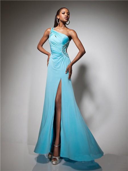 One Shoulder Designer Dresses