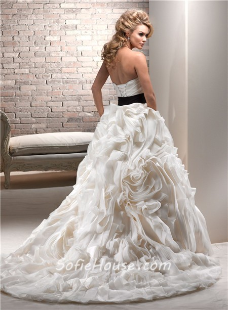 Ivory Bridal Evening Gown