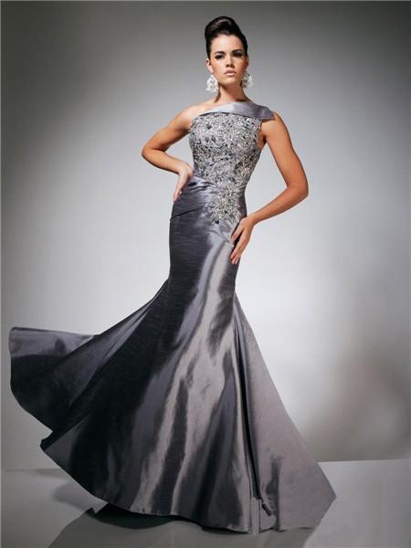 Images of Formal Grey Dress - Reikian