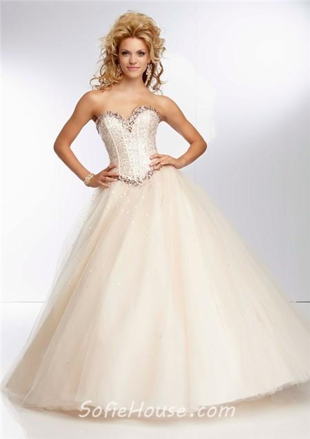 Sky Blue Sweetheart Short Wedding Dress