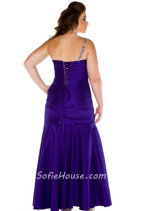 A Line Prom Dresses Seventeen