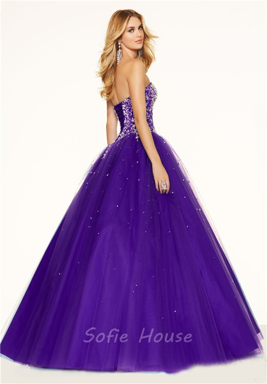 Lavender Prom Dresses Ball Gowns