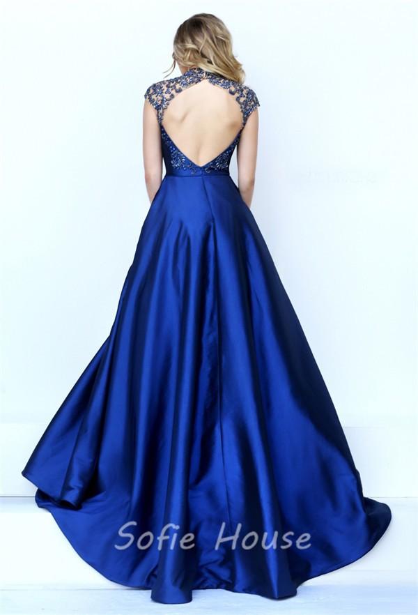 Sky Blue Bridesmaid Dresses