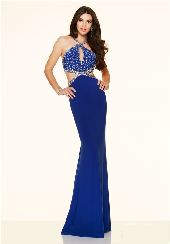 Side Cut Out Prom Dresses 105