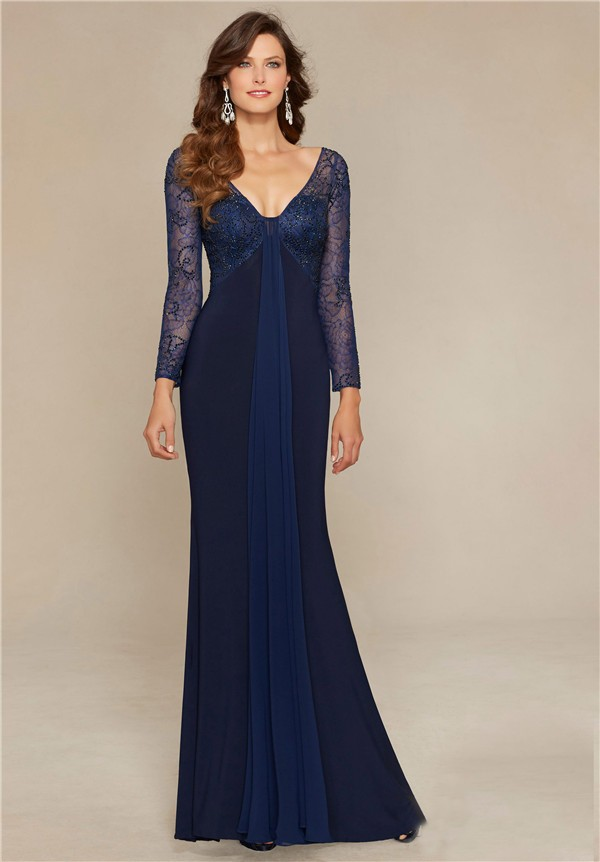 Mother Formal Dress Lace