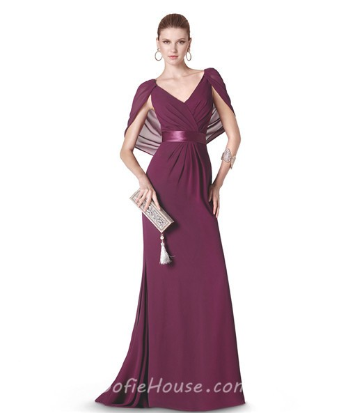 Evening Dresses With Shawls