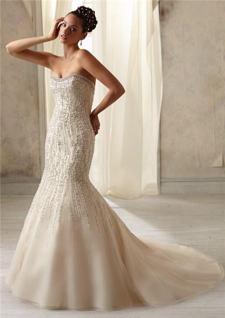Wedding Dresses Unusual Back 2