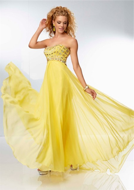 616a842c659 Flowing Sweetheart Neckline Long Turquoise Chiffon Beaded Prom Dress Cut  Out Back ...