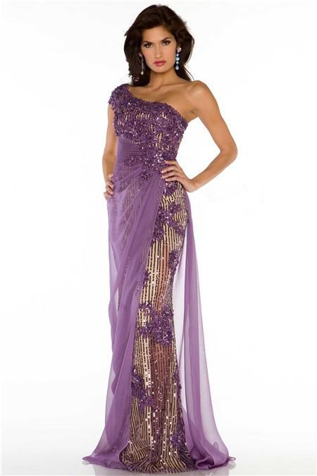 Special Occasion One Shoulder Dresses