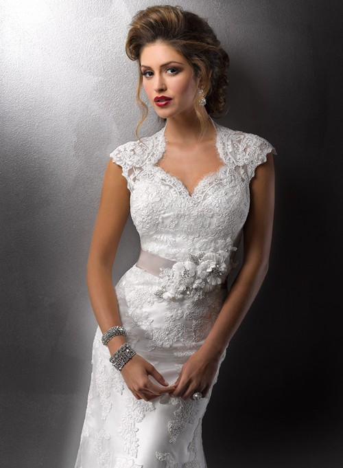 home sexy sheath cap sleeves vintage lace wedding dresses with open