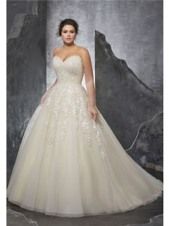 Plus size wedding dresses for Heart shaped mermaid wedding dresses