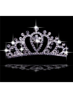 Best Crystals Royal Queen Tiaras For Pageants/ Wedding