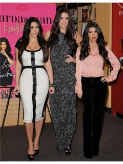 Unique Tight Tea Length kim kardashian Inspired White Black Dress