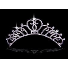 2013 New Arrival Crystals Wedding Bridal Crown Tiaras