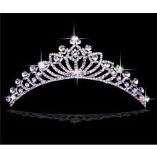 2013 New Pretty Rhinestones Wedding Bridal Crown Tiaras