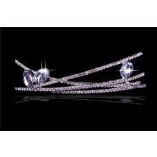Pretty Crystals Wedding Bridal Tiaras/ Headpieces