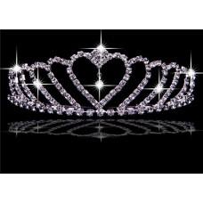 Pretty Princess Rhinestones Tiaras For Quinceanera