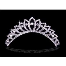 Royal wedding brides princess crowns tiaras
