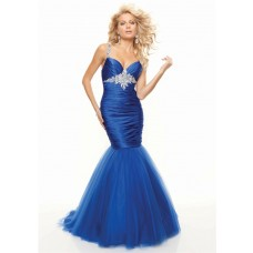 2018 trumpet mermaid sweetheart floor length organza