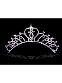 2016 New Arrival Crystals Wedding Bridal Crown Tiaras