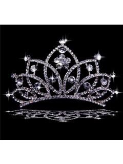 Beautiful Crystals Queen Tiaras For Pageants/ Wedding