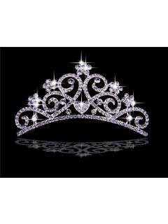 Best Crystals Tiaras For Pageants/ Wedding