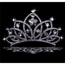 Beautiful Crystals Queen Tiaras For Pageants/ Wedding
