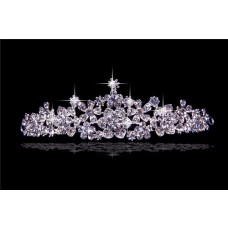 Beautiful Rhinestones Wedding Bridal Tiaras