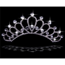Best Crystals Royal Princess Tiaras For Pageant/ Wedding