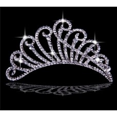 Best Rhinestones Royal Queen Tiaras For Pageant/ Wedding