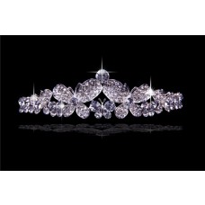 Pretty Princess Rhinestones Wedding Brides Tiaras