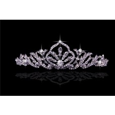Princess Rhinestones Wedding Bridal Tiaras